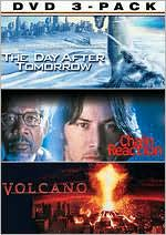 Volcano / Chain Reaction / The Day After Tomorrow