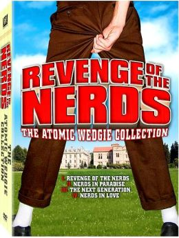 Revenge of the Nerds: the Atomic Wedge Collection