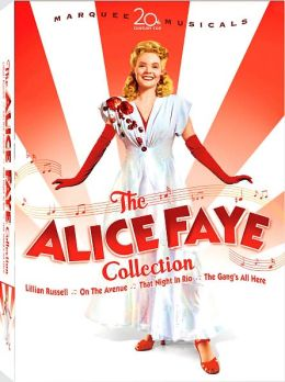Alice Faye Collection