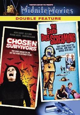 Midnite Movies: Chosen Survivors/Earth Dies Screaming
