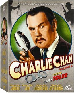 Charlie Chan, Volume 4