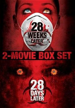 28 Weeks Later & 28 Days Later (2pc) / (Ws 2pk)