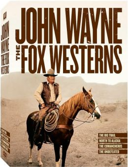 John Wayne: the Fox Westerns Collection (5 Discs)