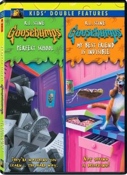 Goosebumps: Perfect School/My Best Friend Is Invisible