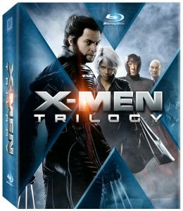 X-Men Trilogy Pack