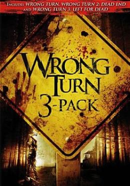 Wrong Turn 3-Pack