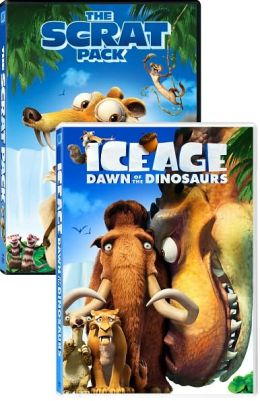 Dawn of the dinosaurs ice age game