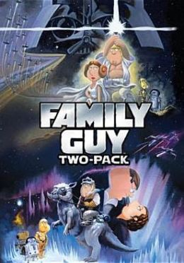 Family Guy: Something, Something, Something Darkside/Blue Harvest