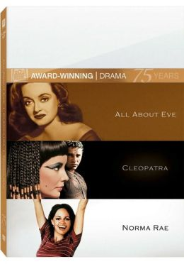 All about Eve/Cleopatra/Norma Rae