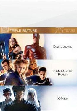 Daredevil/Fantastic Four/X-Men