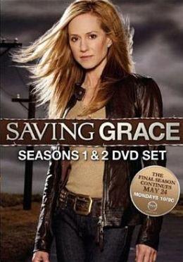 Saving Grace: Seasons 1 & 2 Set