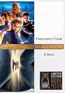 Fantastic Four/the X-Men