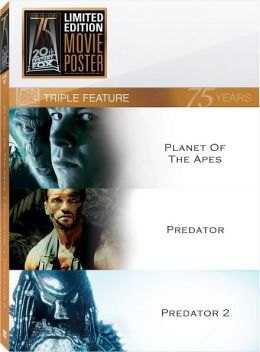 Planet of the Apes/Predator/Predator 2