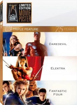 Daredevil/Elektra/Fantastic Four