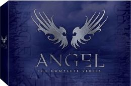Angel - Seasons 1-5 30-Disc DVD Collector's Set