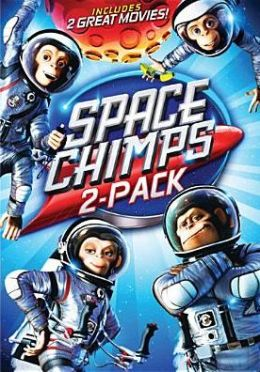 Space Chimps 2-Pack