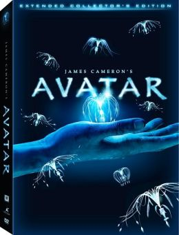 Avatar DVD Cover
