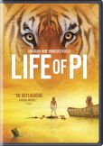 Video/DVD. Title: Life of Pi