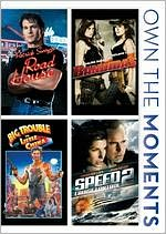 Road House/Badidas/Big Trouble in Little China/Speed 2: Cruise Control