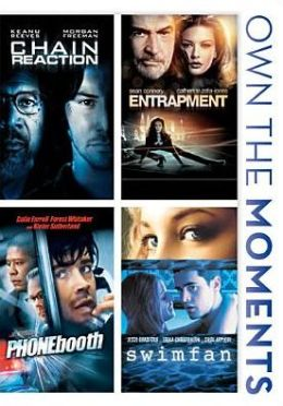 Chain Reaction/Entrapment/Phone Booth/Swimfan