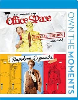 Office Space/Napoleon Dynamite