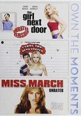 Girl Next Door/I Love You, Beth Cooper/Miss March