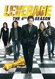 Video/DVD. Title: Leverage: the 4th Season