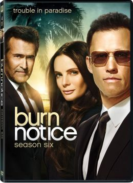 Burn Notice: Season 6 (4pc) / (Ws Ac3 Dol Box)