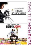 Video/DVD. Title: Edward Scissorhands/Benny & Joon