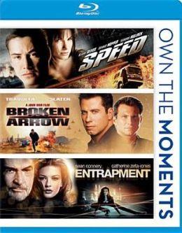 Speed/Broken Arrow/Entrapment