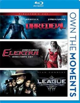 Daredevil/Elektra/League of Extraordinary Gentlemen