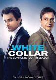 Video/DVD. Title: White Collar: Season 4