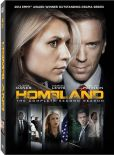 Video/DVD. Title: Homeland: The Complete Second Season