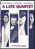 Video/DVD. Title: A Late Quartet
