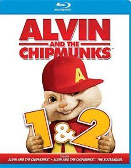 Alvin & the Chipmunks 1 & 2