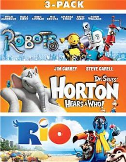 Robots/Horton Hears a Who/Rio