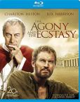 Video/DVD. Title: The Agony and the Ecstasy
