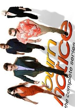 Burn Notice: The Complete Series Giftset