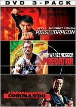 Attack Pack: Kiss of the Dragon/Predator/Commando