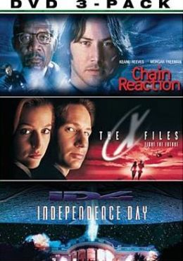 Chain Reaction/the X-Files: Fight the Future/Independence Day