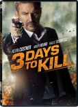 Video/DVD. Title: 3 Days to Kill
