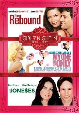 Rebound/My One & Only/Joneses