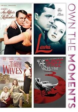 An Affair to Remember/Laura/a Letter to Three Wives/the Three Faces of Eve