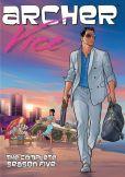 Video/DVD. Title: Archer: Season 5