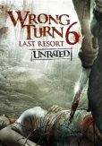 Video/DVD. Title: Wrong Turn 6