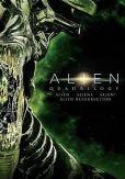 Video/DVD. Title: Alien: Quadrilogy