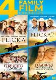 Video/DVD. Title: Flicka/Flicka 2/Cowgirls 'N Angels/Cowgirls 'N Angels: Dakota's Summer