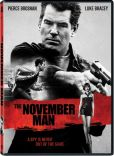 Video/DVD. Title: The November Man