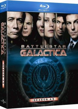 Battlestar Galactica - Season 4.5
