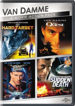 Hard Target/Lionheart/Sudden Death/the Quest